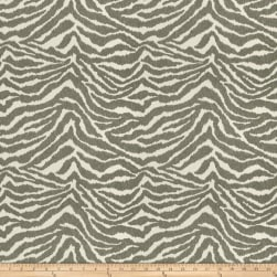 Fabricut Jungle Cat Thunder Fabric