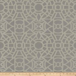 Fabricut Retenu Faux Silk Grey Fabric