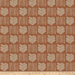 Fabricut Staccato Orange Fabric