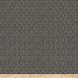 Trend 04406 Faux Silk Charcoal Fabric