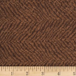 Morgan Fabrics Velvet Andreas Chocolate Fabric