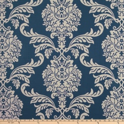 Morgan Fabrics Calhoun Midnight Fabric