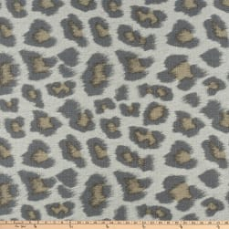 Morgan Fabrics Kitty Platinum Fabric