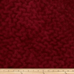 Morgan Fabrics Velvet Champion Cabernet Fabric