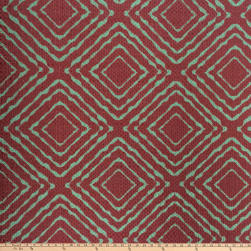 Morgan Fabrics Isabella Crimson Tide Fabric