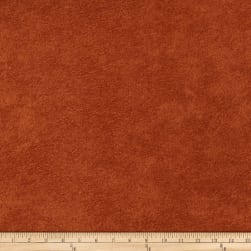 Morgan Fabrics Passion Faux Suede Copper Fabric