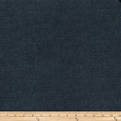 Morgan Fabrics Denim Faux Suede Darkwash Fabric