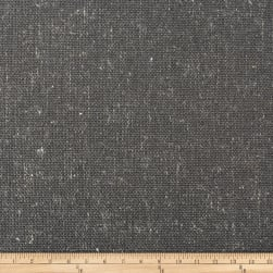 Morgan Fabrics Woven Kerry Charcoal Fabric