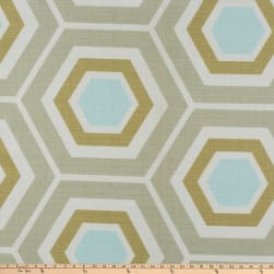 Morgan Fabrics Beehive Ubk Breeze Fabric