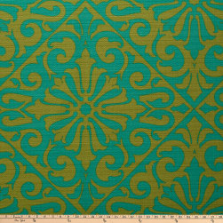 Morgan Fabrics Zelda Emerald Fabric