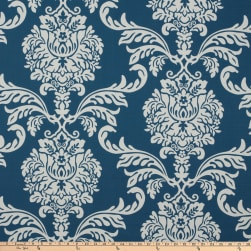 Morgan Fabrics Casablanca Blue Moon Fabric