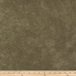 Morgan Fabrics Passion Faux Suede Olive Fabric