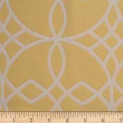 Morgan Fabrics Woven Oracle Lemon Fabric