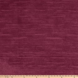 Morgan Fabrics Velvet Navarro Raspberry Fabric