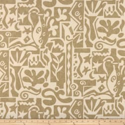 Swavelle/Mill Creek Indoor/Outdoor Arvandt Soapstone Fabric
