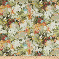 Swavelle/Mill Creek Indoor/Outdoor Brendlynn Coral Rose Fabric