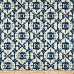 Swavelle/Mill Creek Indoor/Outdoor Enderlin Blue Ink Fabric