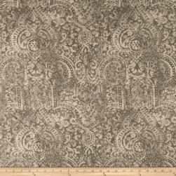 Swavelle/Mill Creek Pleasantdale Basketweave Oyster Shell Fabric