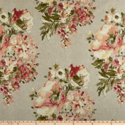 Swavelle Rite of Spring English Rose Fabric