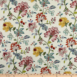 Swavelle/Mill Creek Isamen Barkcloth Garden Party Fabric