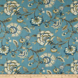 Swavelle/Mill Creek Ivory Tower Linen Porcelain Fabric