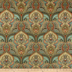 Swavelle/Mill Creek Pushang Twill Luna Fabric