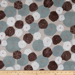 FreeSpirit How Do You Do Stitch Flower Taupe