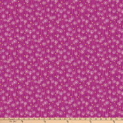 FIGO Mountain Meadow Dandelions Field Purple/Multi