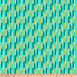 FIGO Mountain Meadow Argyle Teal/Multi