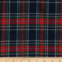 Windstar Tartan Twill Flannel Navy