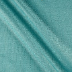 Premier Prints Luxe Outdoor Dyed Aqua Fabric