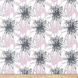 Premier Prints Unity Canvas Wine Frost Fabric