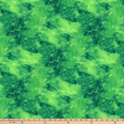 Northcott Imagine Granite Textures Emerald