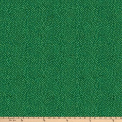 Northcott X's and O's Rainforest Little Cheerios Green