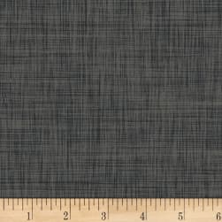 P&B Textiles Color Weave 4 Dark Silver Fabric