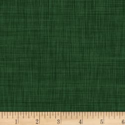 P&B Textiles Color Weave 4 Hunter Green Fabric