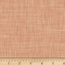 P&B Textiles Color Weave 4 Dark Peach Fabric