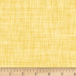 P&B Textiles Color Weave 4 Light Yellow Fabric