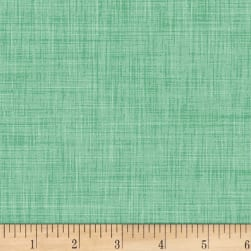 P&B Textiles Color Weave 4 Mint Fabric
