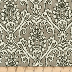 AbbeyShea Aster Jacquard 64 Dove Fabric