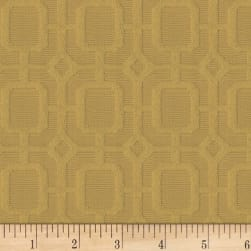 AbbeyShea Veranda Jacquard 508 Golden Fabric