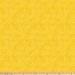 Northcott 3D Underseas Adventures Big Bubbles Tonal Yellow