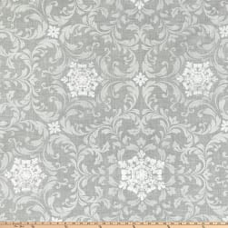 Stof Christmas Frost Perle Fabric