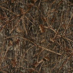 True Timber Cotton Conceal Brown Multi Fabric