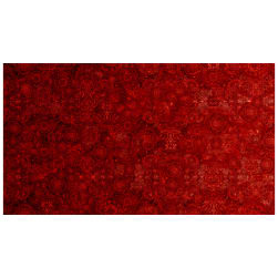 QT Fabrics Bohemian Rhapsody Red Hot Chili Pepper