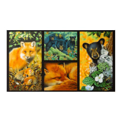 Kaufman North American Wildlife Digital Panel Nature