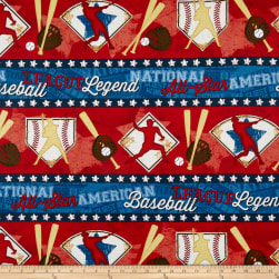Wilmington 7th Inning Stretch Repeating Stripe Multi