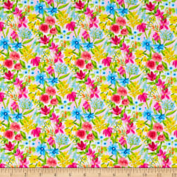 Wilmington Bloom True Small Floral Pink