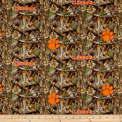 NCAA Clemson Collegiate Realtree