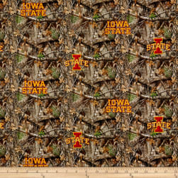 NCAA Iowa State Collegiate Realtree